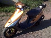 Продам тюнингованный скутер Honda