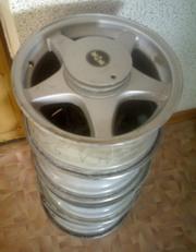 литые диски R-15 на волгу