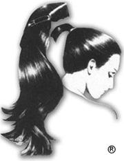 """Накладка -  моментальная готовая прическа от """"SALONA ALLA""""."""