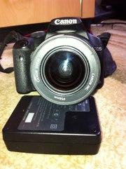 Зеркальный фотоаппарат Canon D 500