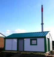Промышленные блочно-модульные газовые котельные от производителя