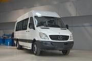 Продажа микроавтобусов Mercedes Sprinter и Volkswagen Crafter